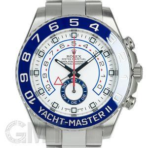ロレックス ヨットマスター II 116680 ROLEX 【中古】【メンズ】 【腕時計】 【送料無料】 【年中無休】|gmt