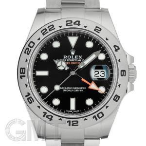 ロレックス エクスプローラーII 216570 ブラック ランダムシリアル ROLEX 【中古】【メンズ】 【腕時計】 【送料無料】 【年中無休】|gmt