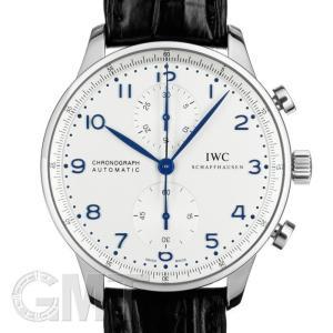 IWC ポルトギーゼ クロノグラフ オートマティック IW371446 IWC 中古メンズ 腕時計 ...