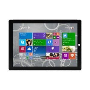 マイクロソフト Surface Pro 3 128GB 6Y4-00015[展示品][在庫あり]