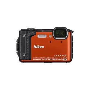 ニコン COOLPIX W300 [オレンジ][新品][在庫あり]|gnet-akiba
