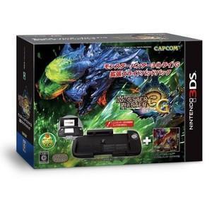 カプコン モンスターハンター3(トライ)G 拡張スライドパッドパック [3DS][新品][在庫あり]|gnet-akiba