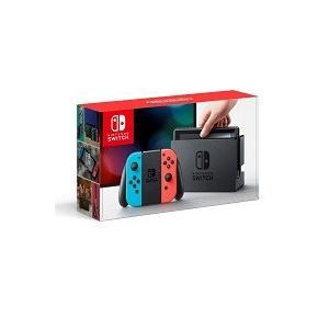 任天堂 Nintendo Switch [ネオンブルー/ネオンレッド][新品][在庫あり]|gnet-akiba