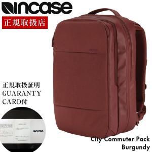 incase インケース City Commuter Pack リュック バックパック Macbook Pro 15インチ 対応|gnine