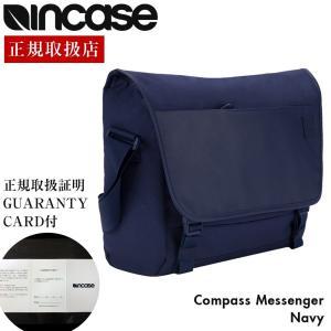incase インケース Compass Messenger メッセンジャーバッグ ショルダーバッグ 自転車 旅行 出張 ゴルフ 大容量 1泊 2泊|gnine