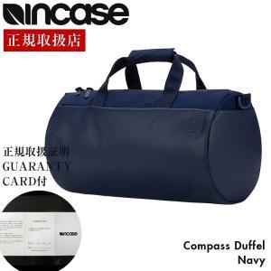 incase インケース Compass Duffel ボストンバッグ トラベルバッグ ダッフルバッグ ドラムバッグ 旅行 出張 ゴルフ 大容量 1泊 2泊|gnine