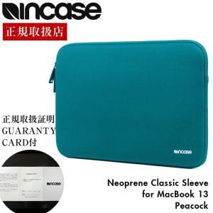 incase インケース Neoprene Classic Sleeve ノートPCケース iPhone iPad Macbook 13インチRetina対応 誕生日 就職祝い 父の日 贈り物 ギフト|gnine