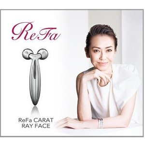 【逆輸入正規品】 (送料無料) MTG リファカラットレイフェイス ReFa CARAT RAY FACE  RF-RF2121B [シリアルナンバー付き][メーカー保証あり]|go-sign
