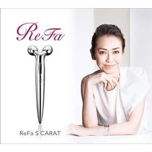 【逆輸入正規品】 (送料無料) MTG リファエスカラット (Sカラット) ReFa S CARAT RF-SC1855B [シリアルナンバー付き]【メーカー保証あり】|go-sign