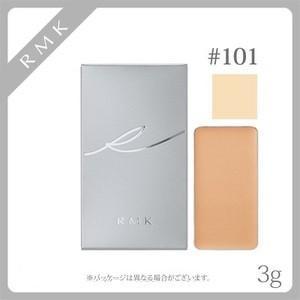 RMK 3D フィニッシュヌード F レフィル #101 SPF20 PA++ 3g ファンデーション|go-sign