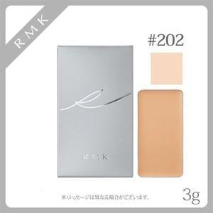 RMK 3D フィニッシュヌード F レフィル #202 SPF20 PA++ 3g ファンデーション|go-sign