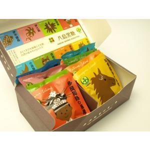 沖縄の八つの島で作られる沖縄黒糖。 島で育まれたさとうきびから作るため、 その味、香り、食感、色は個...