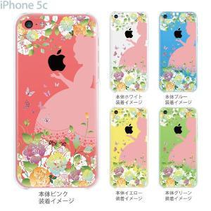 iPhone5c ケース カバー スマホケース クリアケース 白雪姫 08-ip5c-ca0100d gochumon