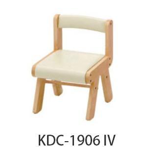 市場株式会社naKIDS(ネイキッズ) KDC−1906GR/IV/PI キッズPVCチェア(肘無し...