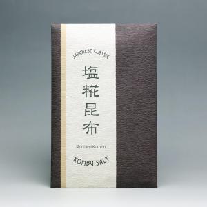 塩糀昆布(30g)|godashoten