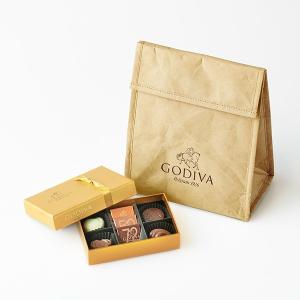 【オンラインショップ限定】ゴールド コレクション7粒&クーラーバッグセット|godiva