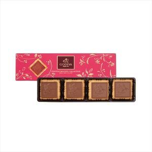 ビスキュイ レディゴディバ ミルクチョコレート 12枚