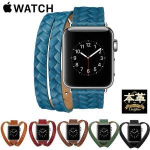 素材:本革 色:ブルー/レッド/ブラック/グリーン/キャメル/ブラウン  高級感あるレザー素材がAp...