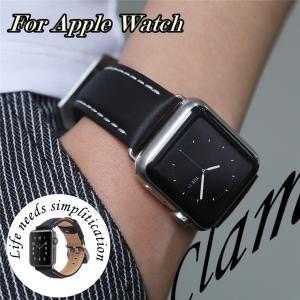 サイズ: Apple Watch 38mm Apple Watch 42mm 素材:本革 色:ブラウ...