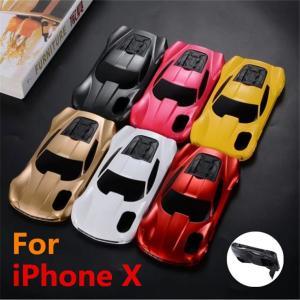 対応機種: iPhoneX 素材:PC ◆個性的なカーデザインのiPhoneケース! ◆机に置いたり...