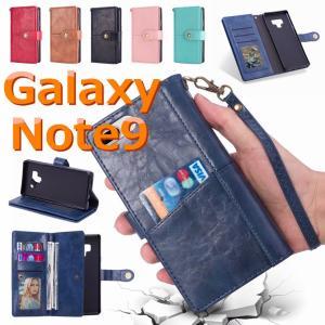 対応機種:Galaxy Note9 カラー:ブラウン/ネイビー/ミント/ブラック/レッド/ピンク ★...
