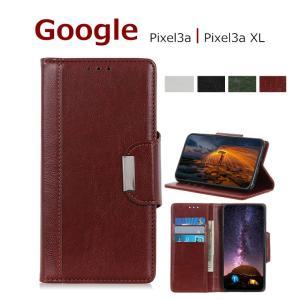 対応機種: Google pixel3a Google pixel3a XL  素材:PUレザー+T...