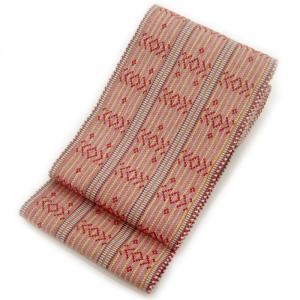 :::: 伝 統 工 芸 品 :::: 沖縄県織物          ◇ 首 里 花 織 ◇ 半幅帯 細帯   夏の浴衣・ゆかたはもちろん紬・小紋のカジュアルきものにもおすすめ☆ gofuku-masuya