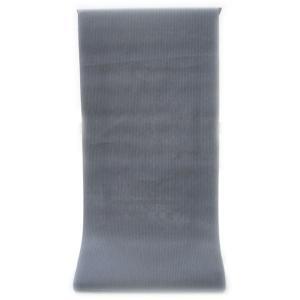 男性用 紳士用 メンズ ゆかた  先染め糸の変わり織り   黒&グレー モノトーンの微塵縞柄(反物)|gofuku-masuya