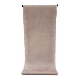 男性用 紳士用 メンズ ゆかた  先染め糸の変わり織り   深紅と白の2配色で織るグレーの微塵縞柄(反物)|gofuku-masuya