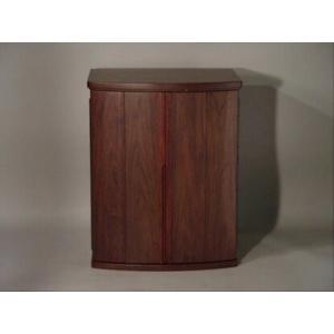 家具調上置仏壇アメリカンウオールナット20(ブラウン色)SRN20 gokurakudo