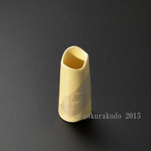 線香差(予備の線香立)家具調仏壇用 『ほのか』イエロー gokurakudo