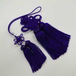 御詠歌用『房セット』(紫) gokurakudo