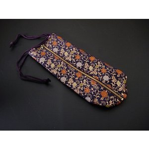 御詠歌用『鈴鉦袋』(金襴の袋) gokurakudo