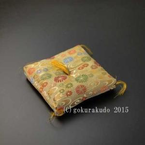 小菊綴れ角布団 5号 gokurakudo