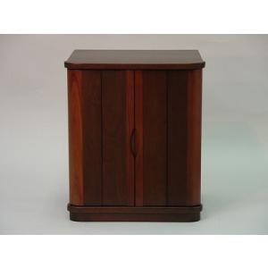 家具調上置仏壇ウオールナット14(ブラウン色)RWRB14 gokurakudo