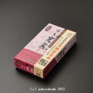 線香 備長炭麗 梅のかおり(バラ入り)|gokurakudo