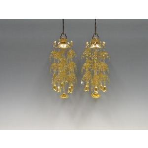 ようらく(瓔珞) 真鍮製 本金メッキ 小|gokurakudo