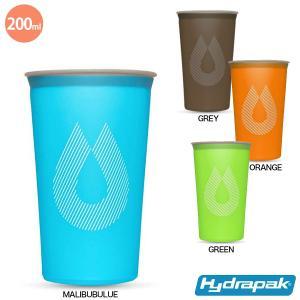 Hydrapak (ハイドラパック) スピードカップ 軽量で折りたためて持ち運びやすい再利用可能なコップ|golazo