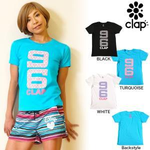 CLAP(クラップ) Tシャツ WAFU|和風なロゴ!クラップ定番ティーシャツ|golazo