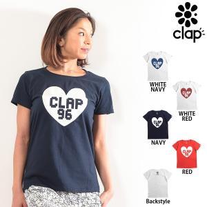 CLAP(クラップ) B-HEART Tee(Tシャツ)|golazo