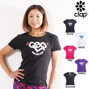CLAP(クラップ) Tee LOVE CLAP(Tシャツ)|golazo