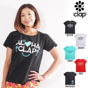CLAP(クラップ) Tee ALOHA CLAP(Tシャツ)|golazo