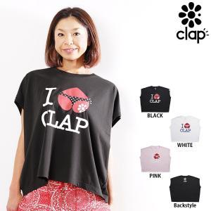 CLAP(クラップ) ドルマンTシャツ Bikini CLAP(Tシャツ)|golazo