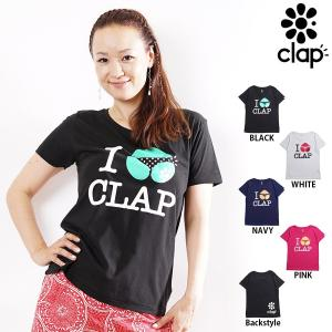 CLAP(クラップ) Tee Bikini CLAP(Tシャツ)|golazo