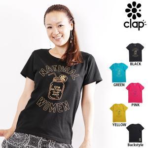 CLAP(クラップ) Tee CLAP JUICE(Tシャツ)|golazo