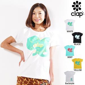 CLAP(クラップ) Tee CLAP SHOP(Tシャツ)|golazo