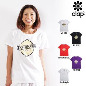 CLAP(クラップ) Tee LEMOCLAP(Tシャツ)|golazo