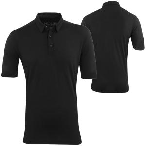 HUUB(フーブ) POLO SHIRT SHORT SLEEVE ショートスリーブポロシャツ (トレーニング用シャツ)【返品交換不可】|golazo