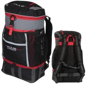 HUUB(フーブ) リュックサック トライアスロン用トランジションバッグ|golazo