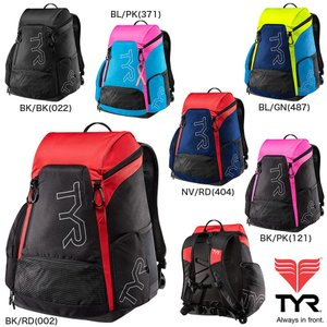 TYR(ティア) アライアンス バックパック(容量:30リットル) 水泳をする人やお子さまにもおすすめのスタイリッシュなバッグ|golazo